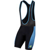 PEARL iZUMi Select LTD Bib Shorts Men atomic blue/mid navy diffuse